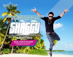 shaggy in jamaica