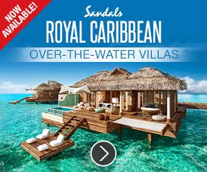Sandals Resort Over the Water